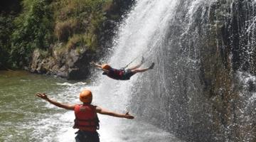 Trải nghiệm chinh phục 6 tầng thác Datanla và cắm trại đêm (1 ngày 1 đêm).