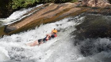 Trải nghiệm chinh phục 6 tầng thác Datanla và chèo SUP hồ Tuyền Lâm